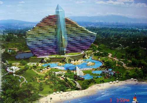 三亚红树林海棠湾七星酒店 (2013.7)